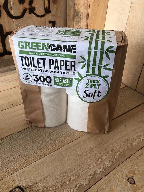 Sugarcane & Bamboo Toilet Roll