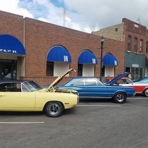 Fiesta Car Show
