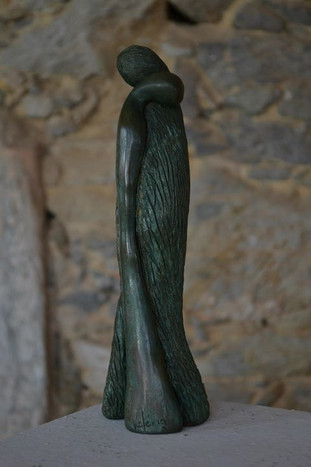 _Entrega__Escultura em argila fundida em pó de bronze.jpg