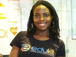 Nathalie Richards - Founder Of Edukit And Wellbeing Advocate For Young People