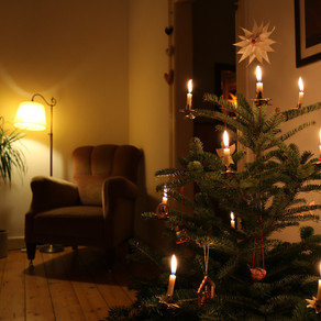 Sit back, relax and enjoy your COVID Christmas