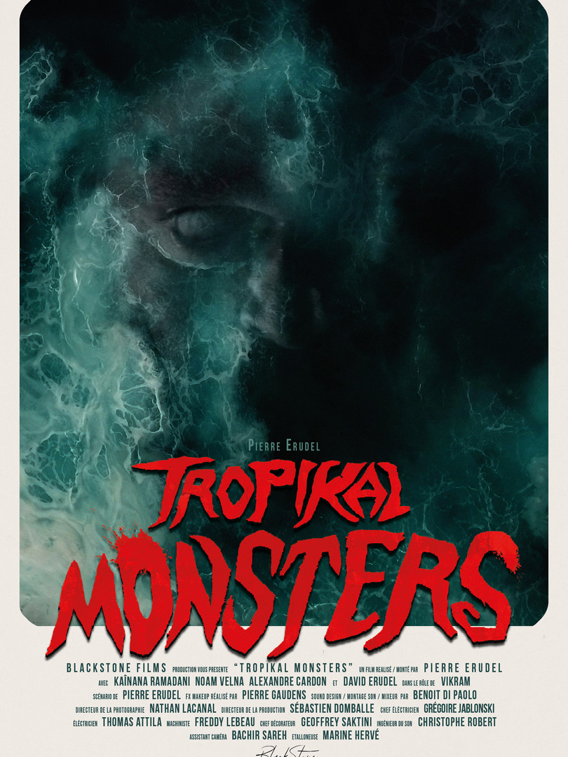 TROPIKAL MONSTERS