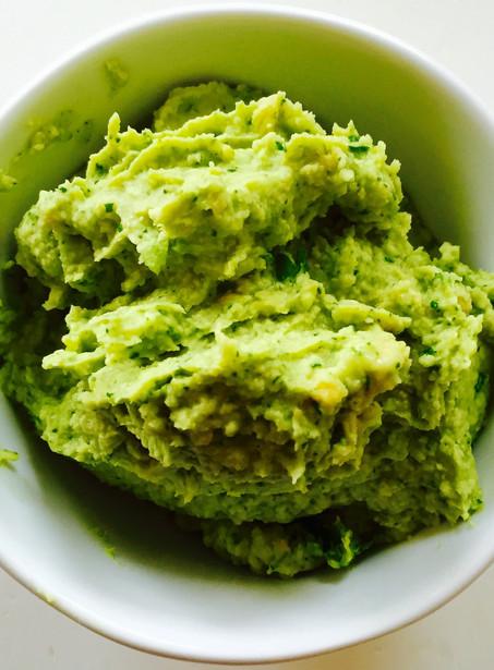 Wasabi humus