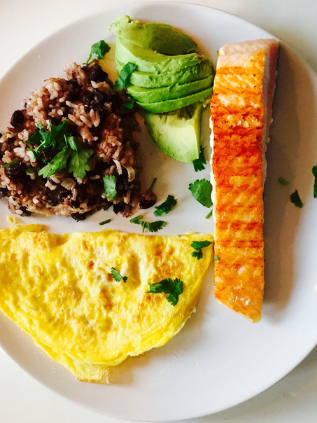 Gallo Pinto - traditioneel Costa Ricaans ontbijt.