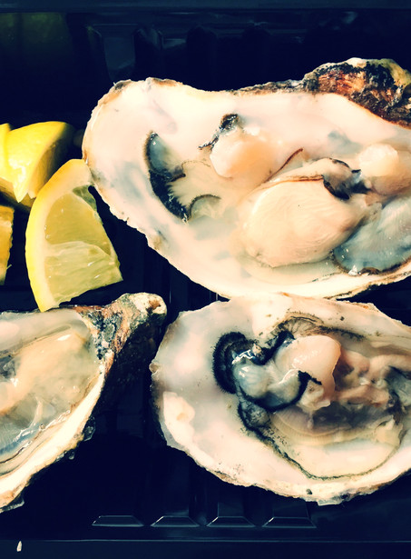 Sunday Bloody Mary & Oysters