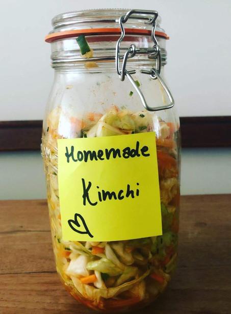 Zelf Kimchi maken - groenten fermenteren
