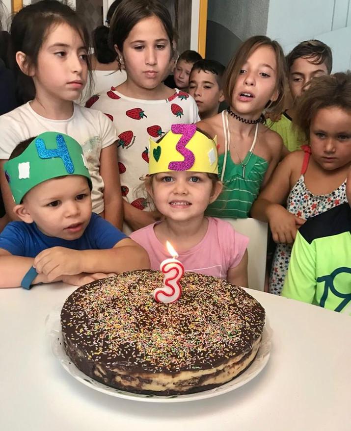 ¡Cumpleaños feliz Analia!