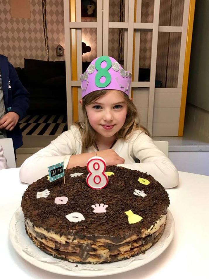 ¡Feliz cumpleaños Ainhoa!