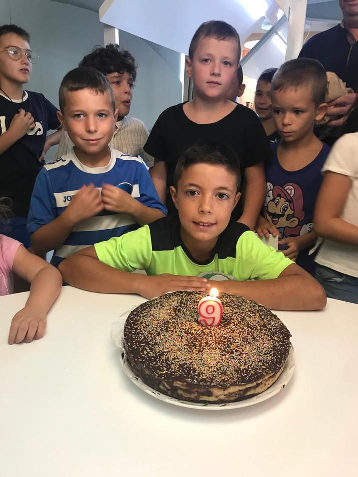Cumpleaños José Miguel
