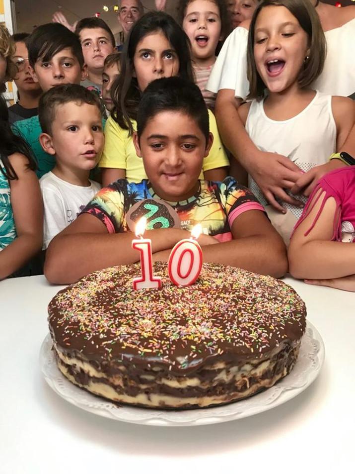 Cumpleaños Farid.