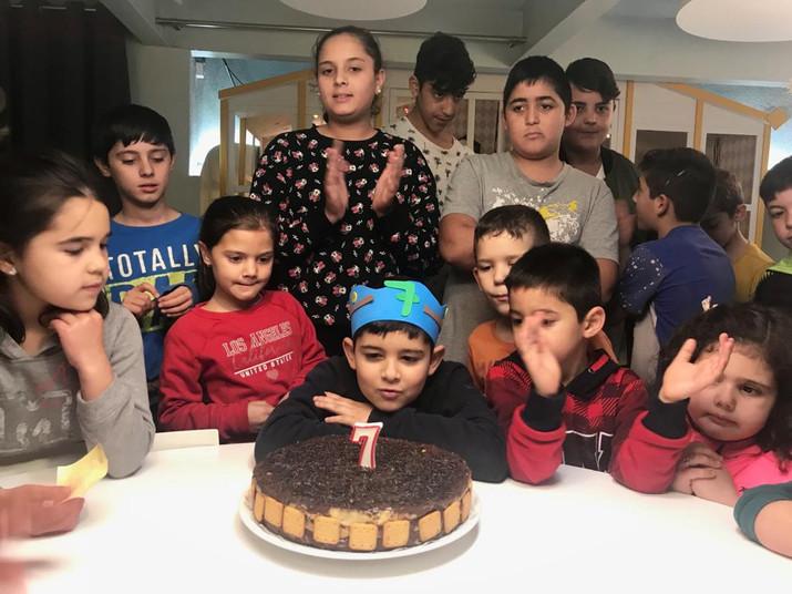Cumpleaños Youssef