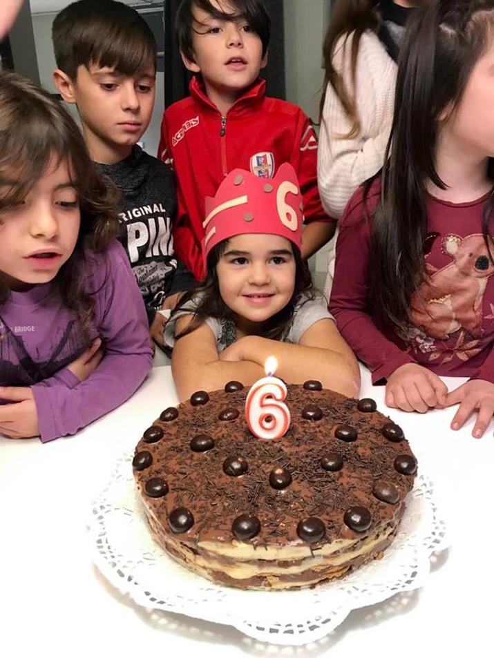 Cumpleaños Leyre