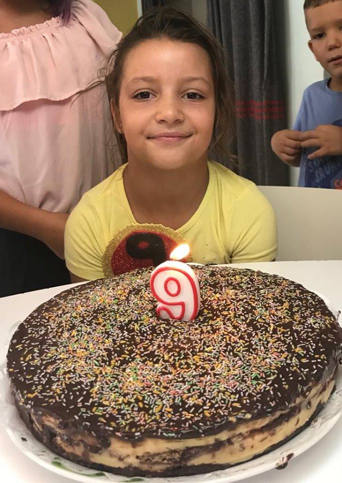 Cumpleaños Ariana