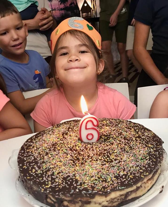 Cumpleaños Thalia