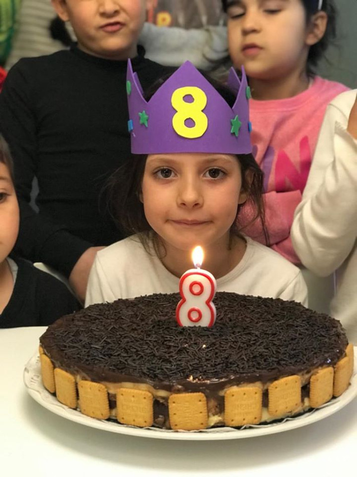 Cumpleaños Ariel