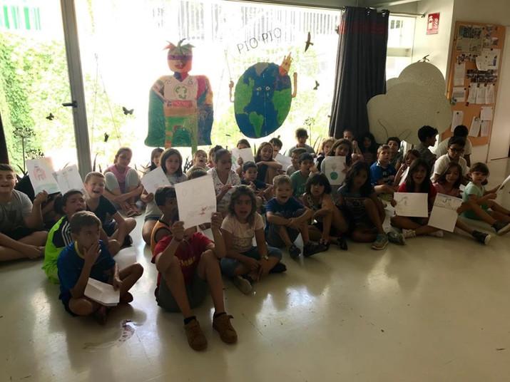 Escuela de Verano 'Abrazambiente'