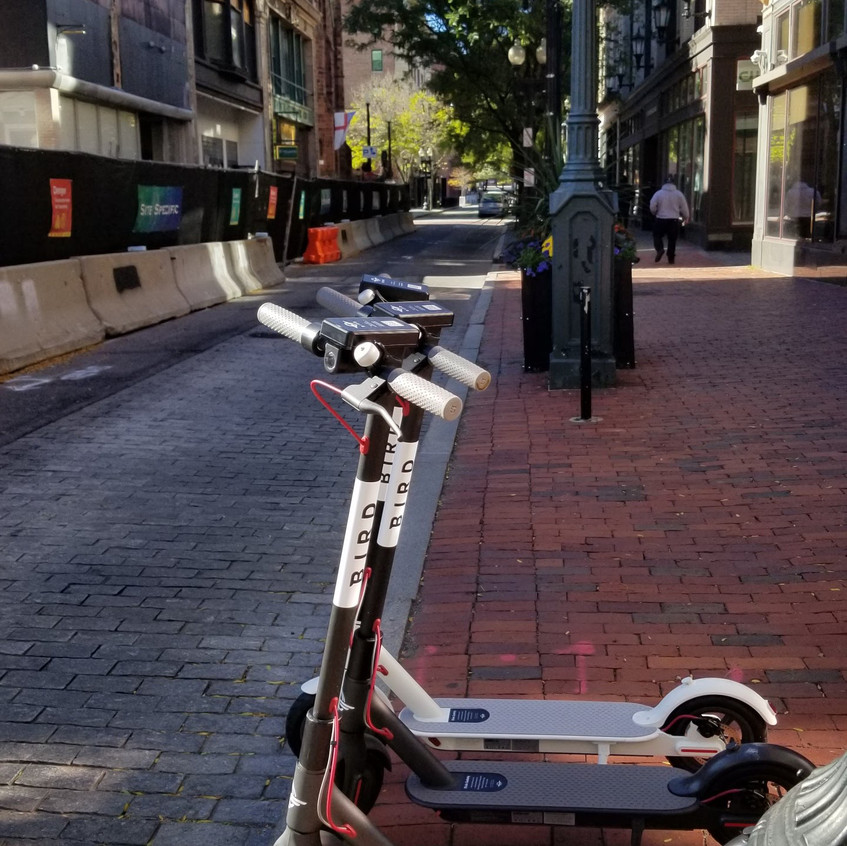 Scooters, Westminster St, Providence