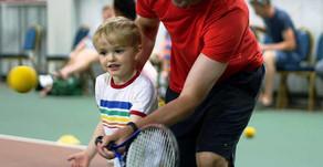 FREE Mini & Junior Tennis Coaching
