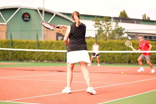 Beginners Adult  6 Week Tennis Course