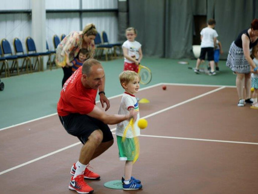 Summer Term Mini & Junior Tennis Courses
