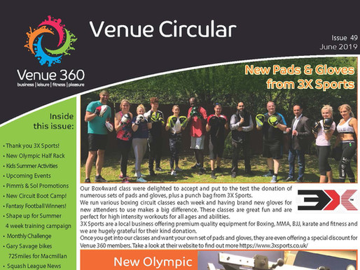 June Newsletter out now!