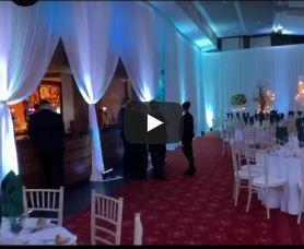 Charity dinner dance video