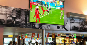 Live Big Screen Football - Bigger and better than ever!