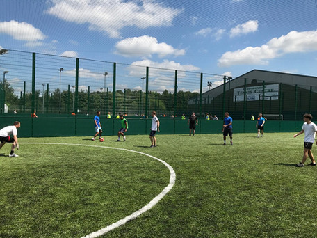 Venue 360 - Four 6-a-side football pitches