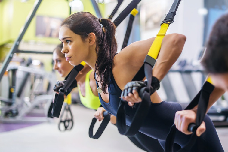Venue 360 - Large friendly gym with latest technogym equipment