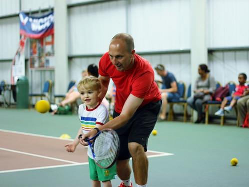 New Mini / Junior Tennis Programme!