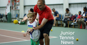 Children's Tennis Coaching 3-14yrs