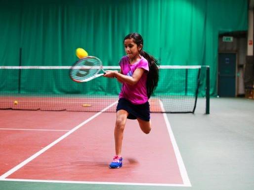 Mini & Junior Tennis Coaching