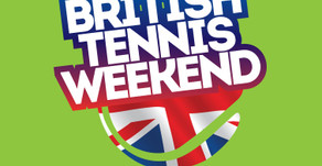 Free Tennis Open Day. Sun 13th May!