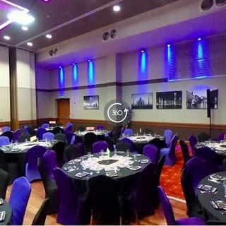 Riverside Suite - Corporate dinner
