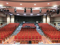 The Riverside Suite - Pantomine set