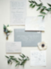 Wedding Invitation suite, nashville wedding planner, event planner, christina logan design, wedding,