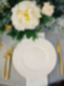 nashville wedding planner, event planner, christina logan design, wedding, place setting