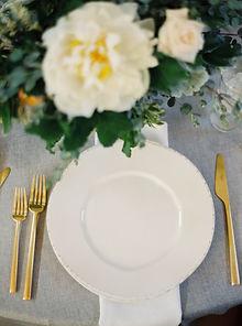 nashville wedding planner, event planner, christina logan design, wedding, place setting