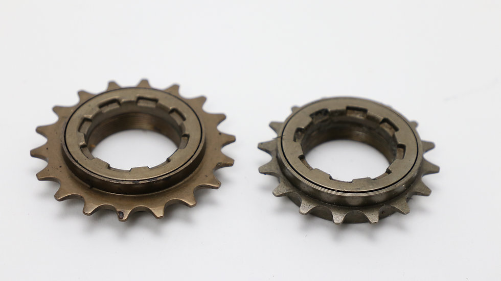single speed freewheels 18T / 16T