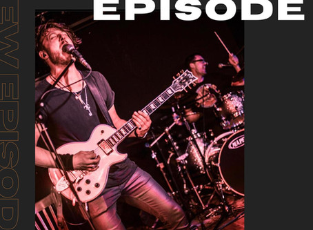 "Podcast chat with the mighty @Lunakissband for their new blog ""I'm in a band"" CHECK IT OUT"