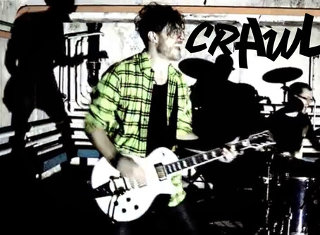 "NEW VIDEO FOR ""CRAWL"""