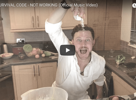 New Music Video – Not Working