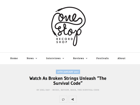 Broken Strings review – one stop record shop