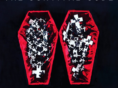 "NEW EP ""CROSSES TO CARRY, COFFINS TO FILL"" RELEASE DETAILS"