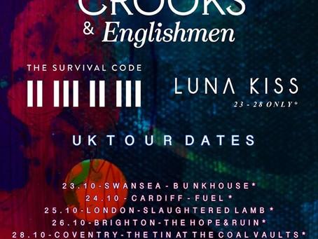 UK AUTUMN TOUR 2019