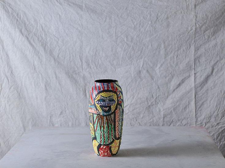 Anthropoid Vase S110