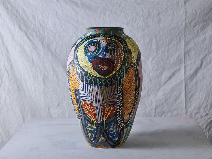 Anthropoid Vase L001