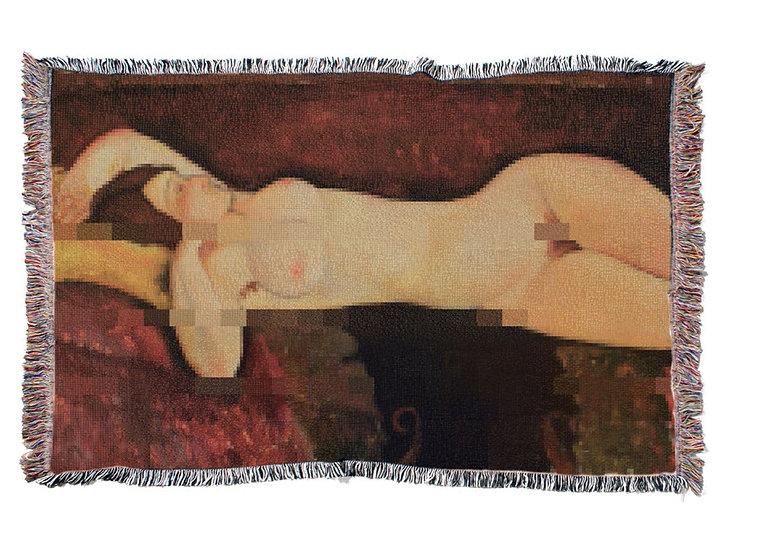 Reclining Nude, Modigliani 8.2.2019