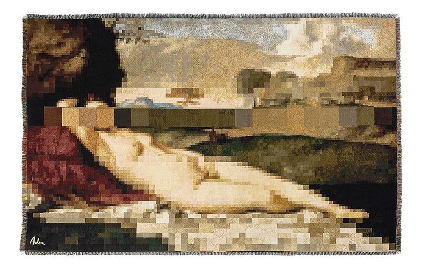 The Sleeping Venus, Giorgione and Titian 14.5.2018