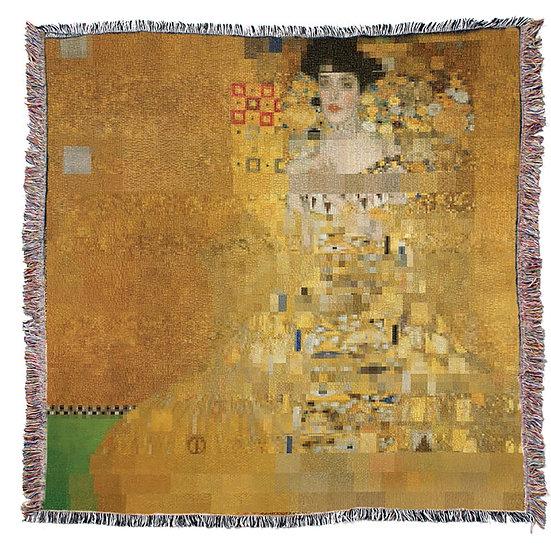 Portrait of Adele Bloch-Bauer, Klimt 12.2.2019